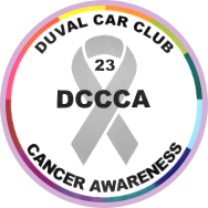 Duval Car Club Cancer Awareness 23